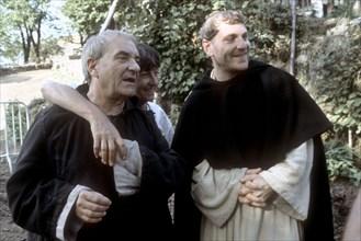 Le moine et la sorcière