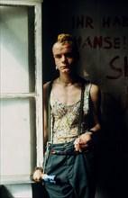 Reportage Punks Berlin-Est, 1982