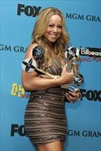 Mariah Carey, décembre 2005