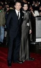 Daniel Craig & Satsuki Mitchell