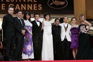 Jury du Festival de Cannes, 2008