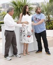 Dustin Hoffman, Angelina Jolie et Jack Black