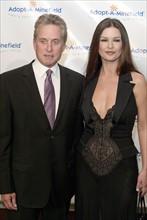 Michael Douglas et Catherine Zeta Jones