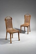 Gaillard, Paire de chaises