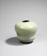 Delaherche, Vase pansu bilobé