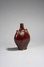 Dalpayrat, Vase boule à deux anses