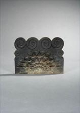 Rateau, Plaque de cheminée