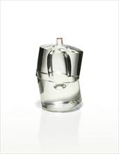 """Ohira, """"Cristallo Sommerso n.31 - Scolpito"""" vase"""