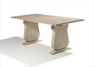 Jean-Charles Moreux (attribué à), Table de salle à manger