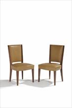 Eugène Printz, Paire de chaises