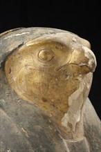 Sarcophage osirien (détail)