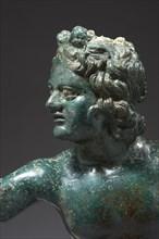 Éros Lampidarius (détail)