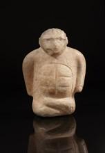 Statuette représentant un homme stylisé