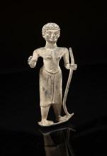 Statuette votive représentant un dignitaire
