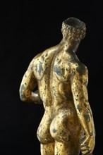 Mercure de Bavay (détail)