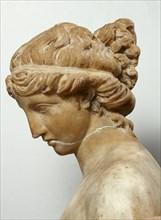 Buste d'Hermaphrodite (détail)