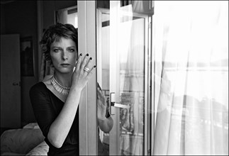 05/00/2003. EXCLUSIVE The private side of stars during the 56th Cannes Film Festival.