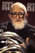 02/01/1994 : Le nouvel appel de l'abbe Pierre a RTL