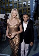 Lara Stone et Francisco Costa