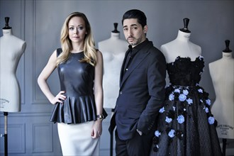 Michael Russo et Tamara Ralph