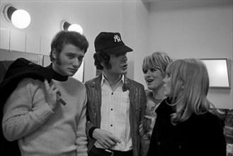 Johnny Hallyday (1967)