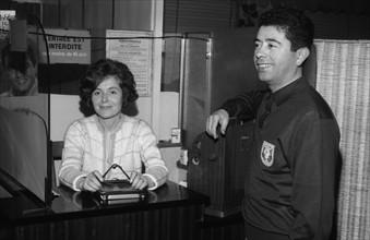 Colette et Henri Leproux, 1964