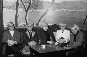 Les Têtes Blanches, 1964