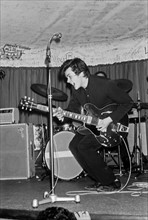 Groupe de rock au Golf-Drouot, 1964