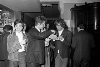 Mick Jagger, 1965