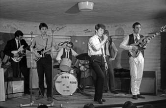 Nonos, Teddy Roland et les Claystones, 1964