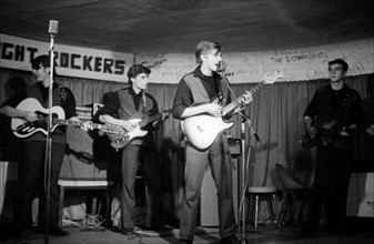 Les Night Rockers, 1964
