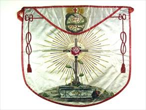 Tablier de Souverain Prince Rose Croix