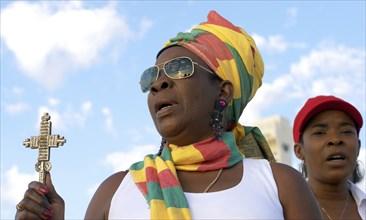 62e anniversaire de Bob Marley en Afrique du Sud