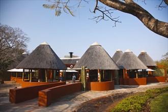 De la Harpe, Le restaurant du camp Pretoriuskop