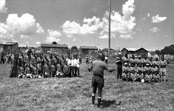 Apartheid in sport