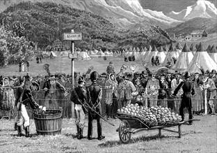 Epidémie de choléra en Europe (1884)