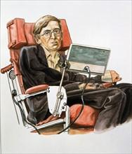 Stephen William Hawking (né en 1942)