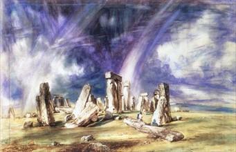 Constable, Stonehenge