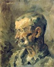 Toulouse-Lautrec, Portrait du Vicomte Lepic