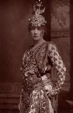 Sarah Bernhardt, c.1890