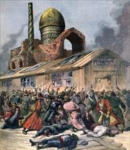 Cholera in Russia