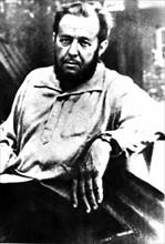 Alexandre Soljenitsyne. 1975