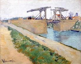 Van Gogh, Le pont de Langlois