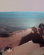 Photo of Mars taken by Rover Opportunity