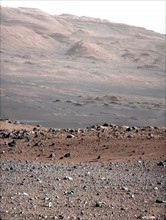View over Mars