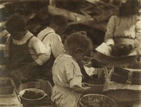 Child labour in 1900's America