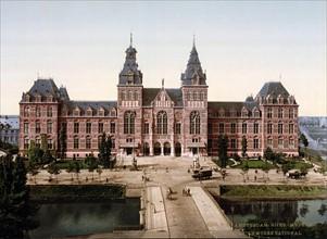 Rijksmuseum, Amsterdam; Netherlands 1895-1905