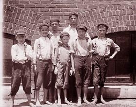 Child labor in early twentieth century USA