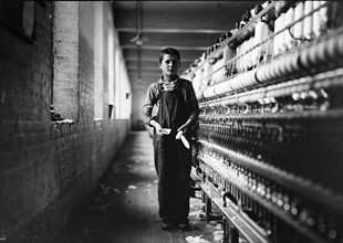 textile mill worker
