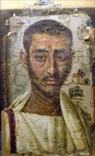 Egyptian Male figure